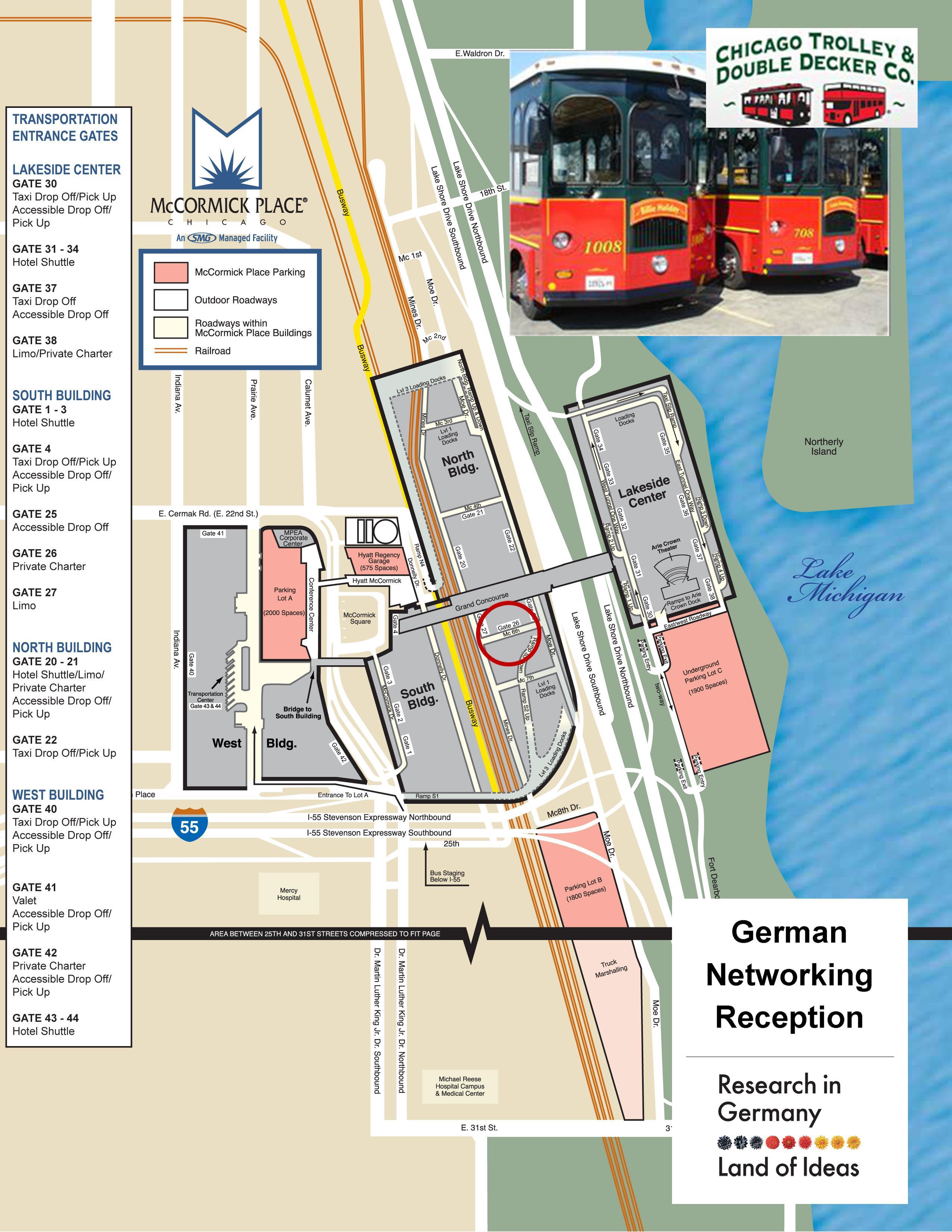 Chicago Trolley Map Omenthirteen - Chicago map app